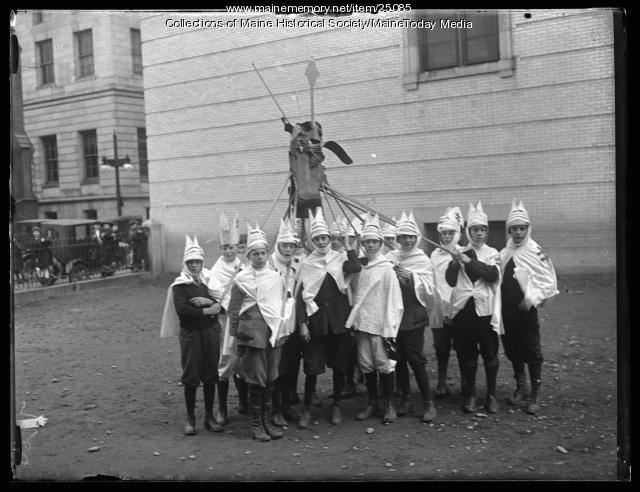 Health Parade, Portland, 1924