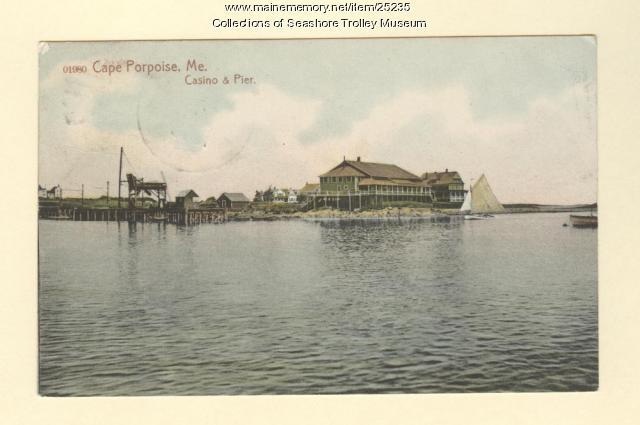 Cape Porpoise, ca. 1908