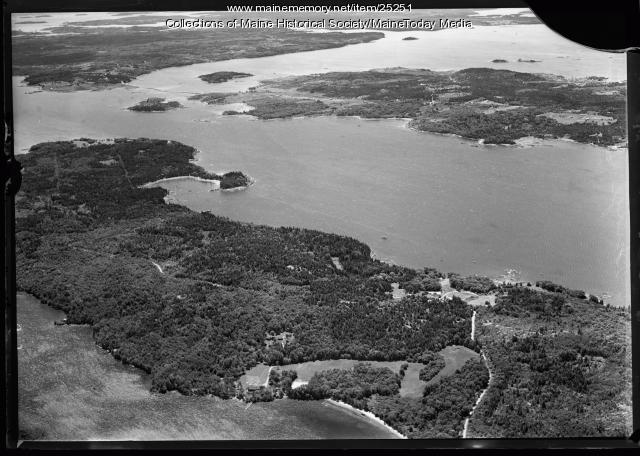 Deer Isle, ca. 1935