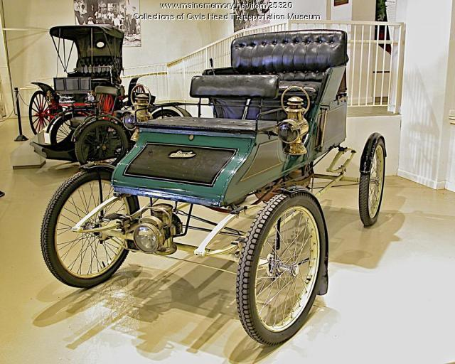 Stanley Runabout, 1904
