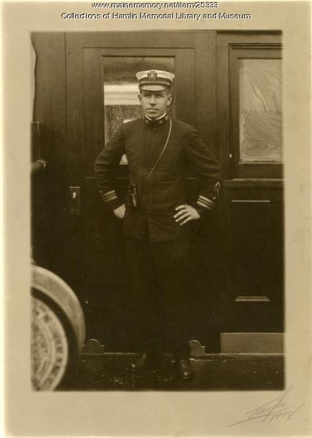 Henry W. Lyon Jr., 1918