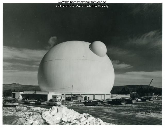 Radome, Andover, 1962