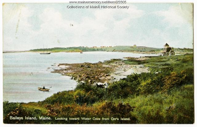 Bailey Island, 1908