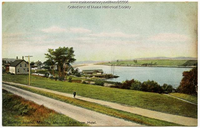 Bailey Island, ca. 1907