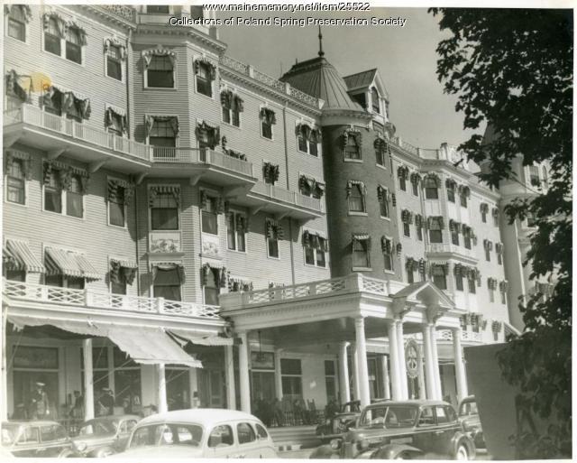 Poland Spring House, ca. 1940