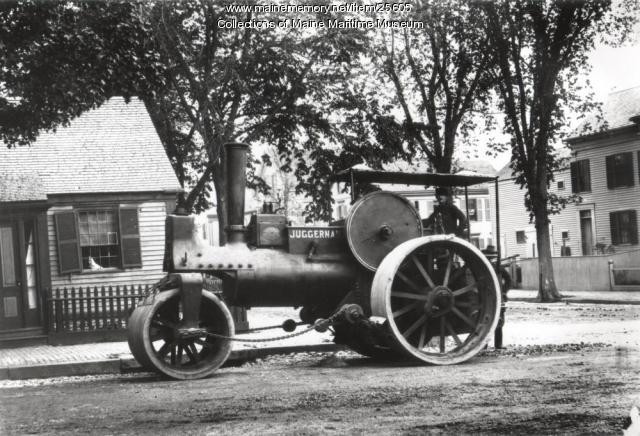 Bramhall Street, Portland, ca. 1900
