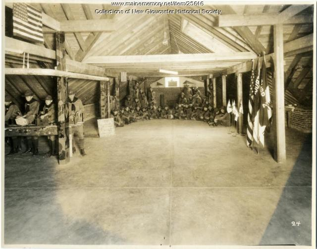 Boy Scouts, Pownal State School, ca. 1937