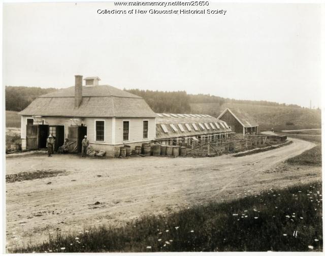 Valley Farm, Pownal State School, ca. 1937