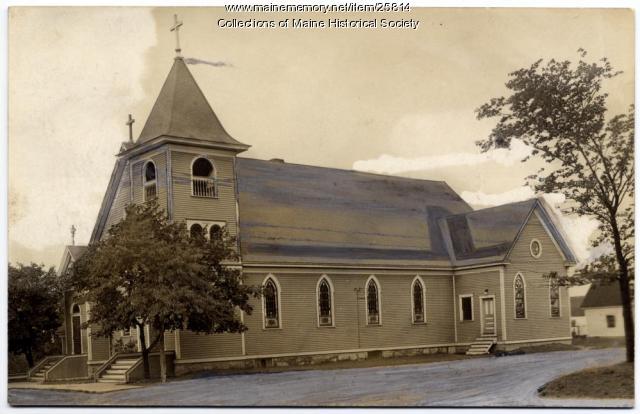 St. Martins of Tours, Millinocket, ca. 1930