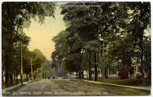 Main Street, Fairfield, ca. 1913