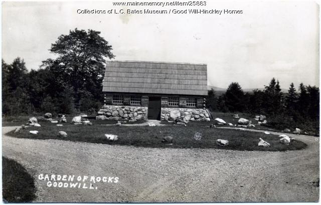 Granite House, Good Will Farm, Fairfield, ca. 1935