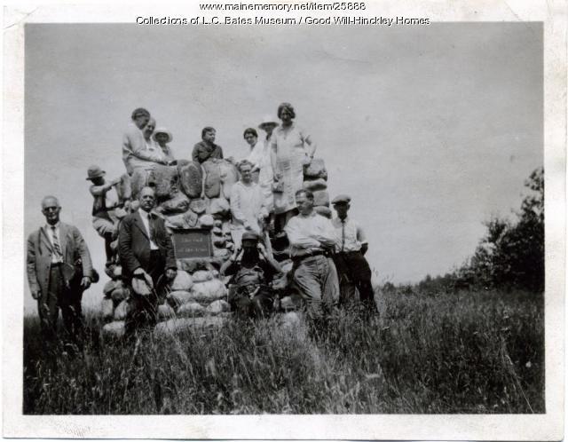 Murray Tablet, Good Will Farm, Fairfield, 1928