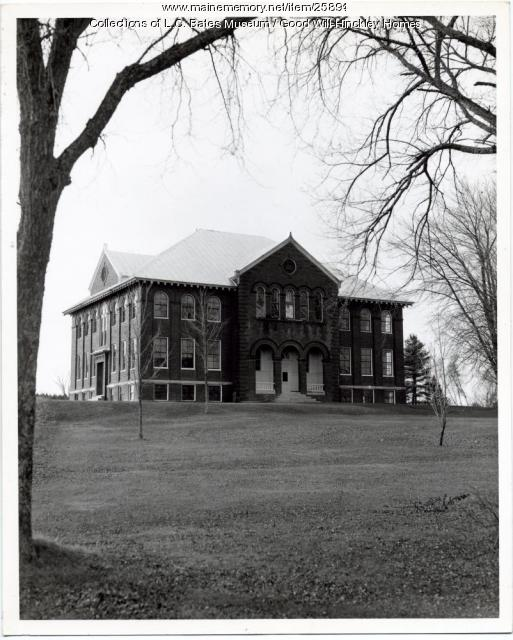 Moody School, Good Will Farm, 1911