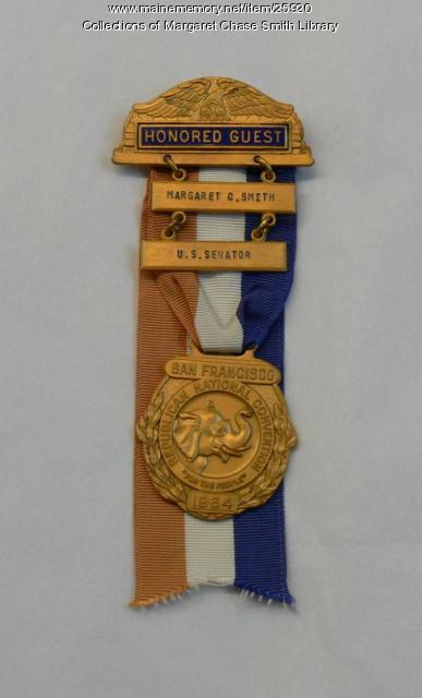 Guest Badge, 1964 Republican National Convention