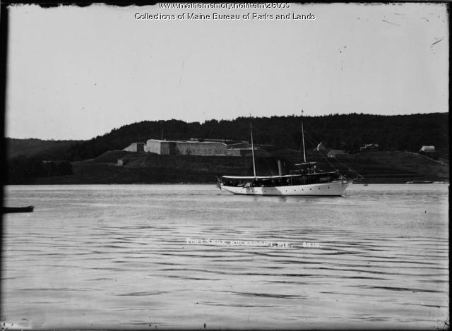 Fort Knox, ca. 1920