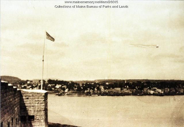 View From Fort Knox, 1898