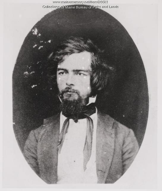Isaac Stevens, ca. 1860
