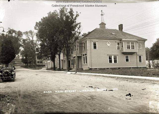 Bank, Main Street, Limerick, 1921