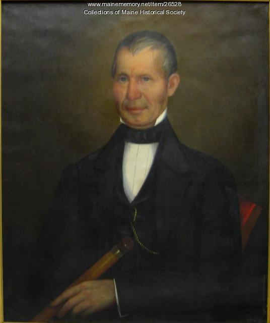 John Ham portrait, 1852