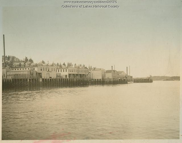 American Can Co., Lubec, ca. 1920