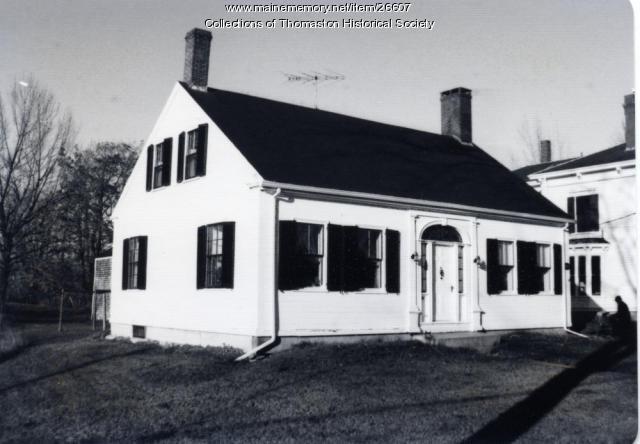 Dunbar Henderson House, Thomaston, ca. 1960s