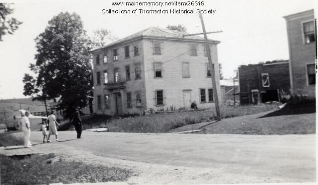 Monk House, Thomaston, ca. 1940