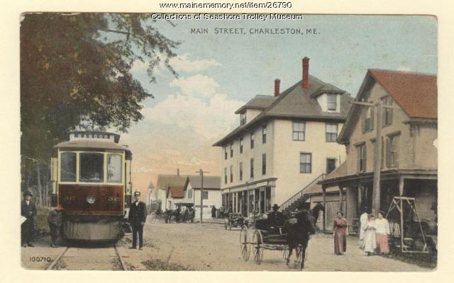Main Street, Charleston, ca. 1910