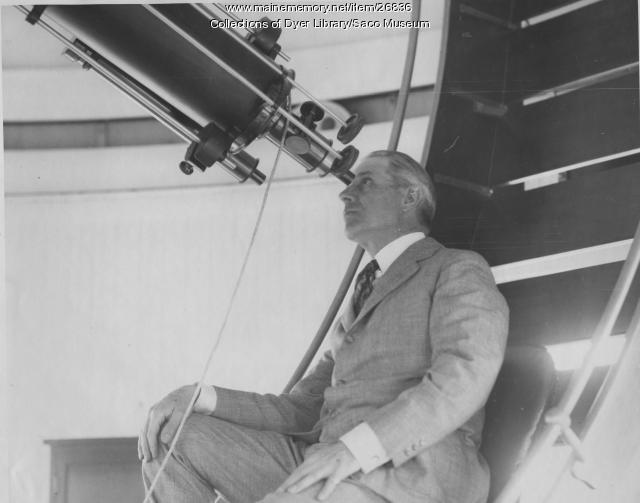 Frank Cutter Deering, Saco, ca. 1940