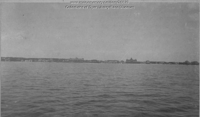 Old Orchard Beach Shoreline, ca. 1882