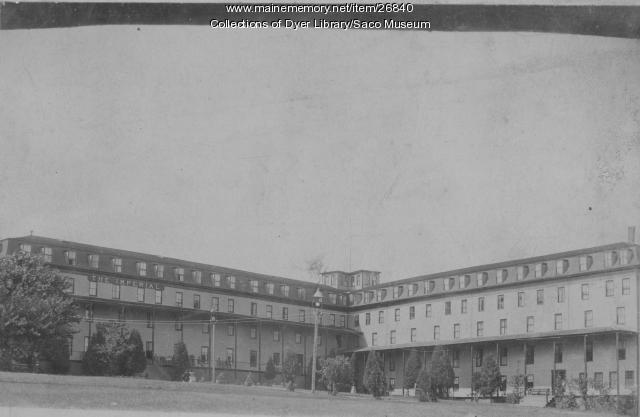 Imperial House, Old Orchard Beach, ca. 1890