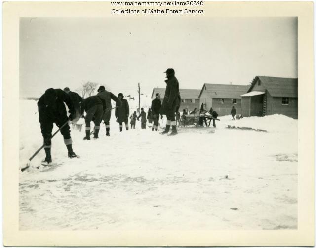 CCC camp, Jefferson, ca. 1933