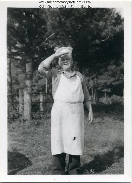 Foss Burbank, Alfred CCC Camp, ca. 1935