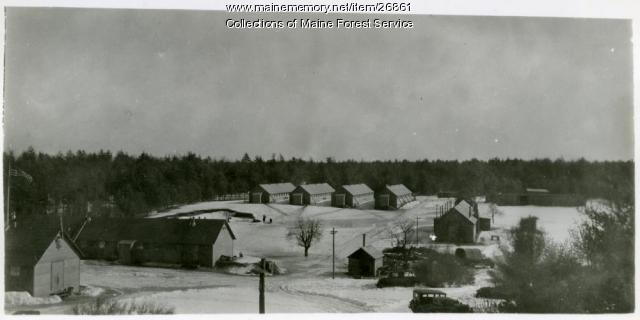 Camp Alfred, ca. 1933