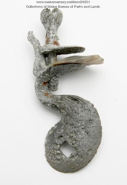 Cock or Hammer From A Flintlock Musket, Pemaquid, 1690