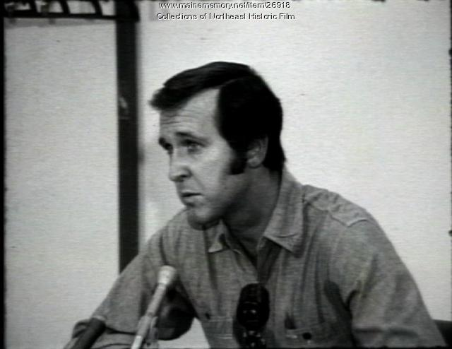 William Cohen on Nixon tapes, 1973