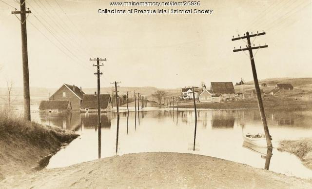 Presque Isle Flood, 1923