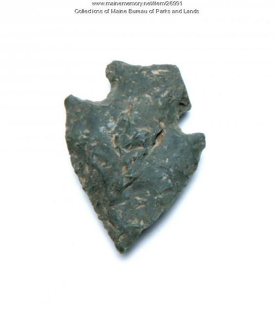 Native American Projectile Point, 7,000 Years Old