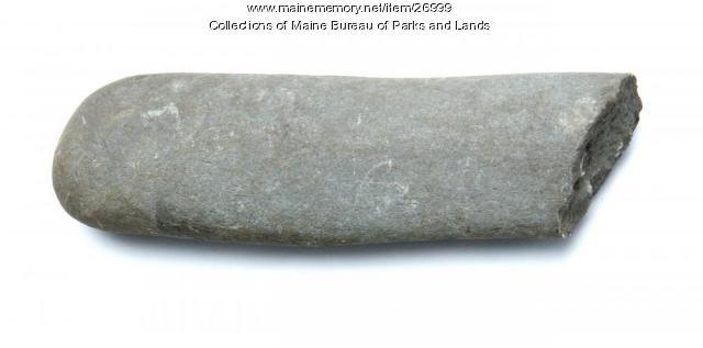 Native American Stone Pestle