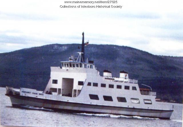 Margaret Chase Smith Ferry, ca. 2000