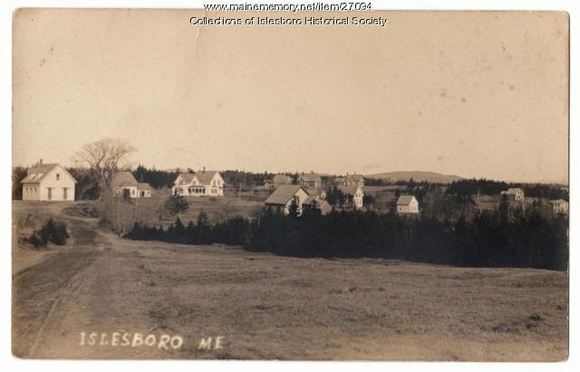 Guinea, Islesboro, c. 1910