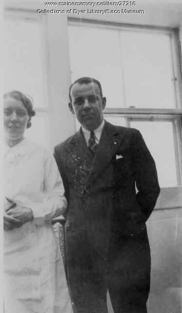 A Saco Doctor, 1939