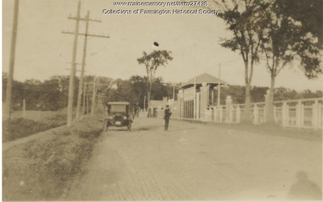 Hippach Field, circa 1920