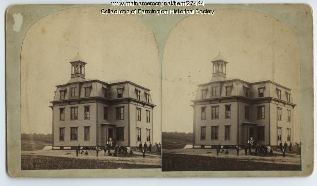 Farmington High School, 1877