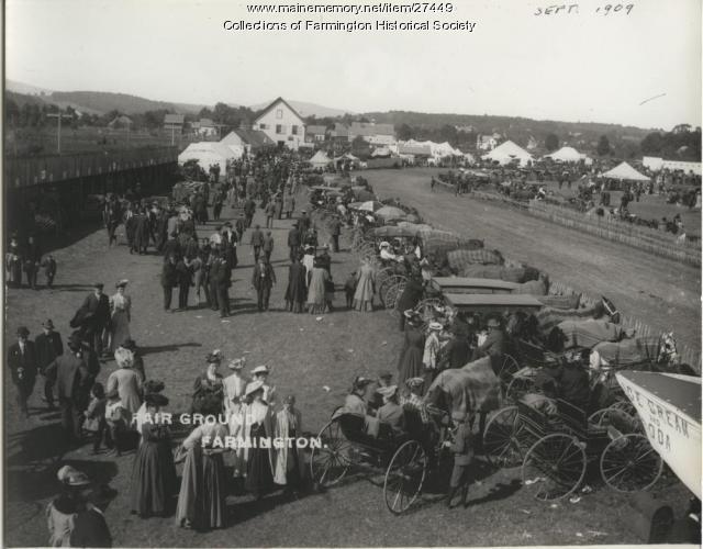 Farmington Fair, 1909