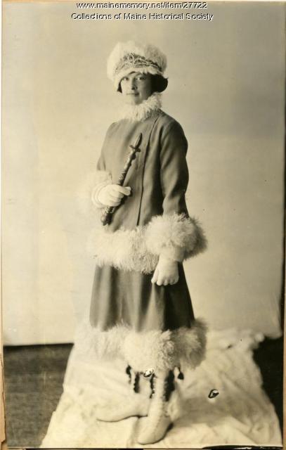 Katherine Wyman, Augusta, 1923