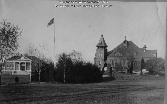 Thornton Academy, Saco, ca. 1912