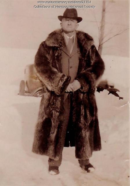 Benjamin Hamm, Bangor, ca. 1920
