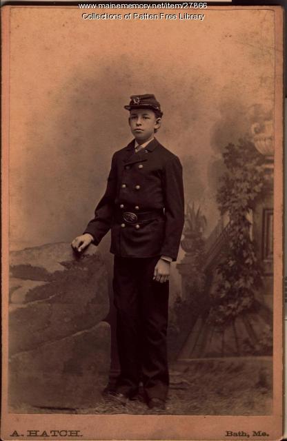 Fred W. Swanton, Bath, ca. 1880