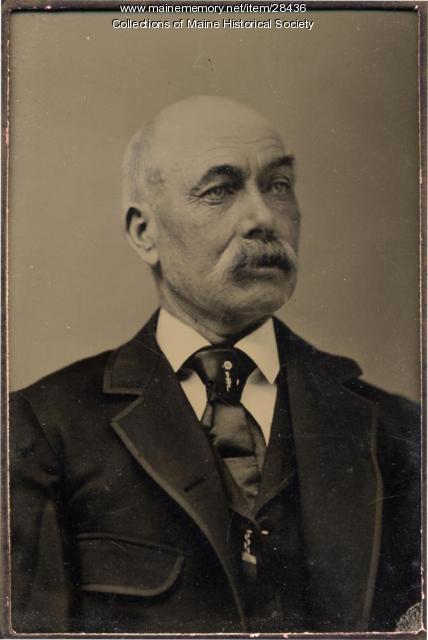 Michael Dailey, Portland, ca. 1895