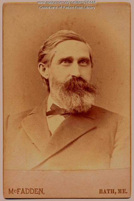 James C. Ledyard, Bath, ca. 1874
